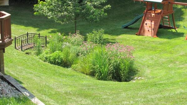 Prairie Gardens Amp Rain Garden Contractors In Wayne County